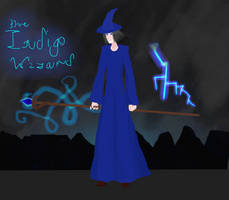The Indigo Wizard by IndigoWizard