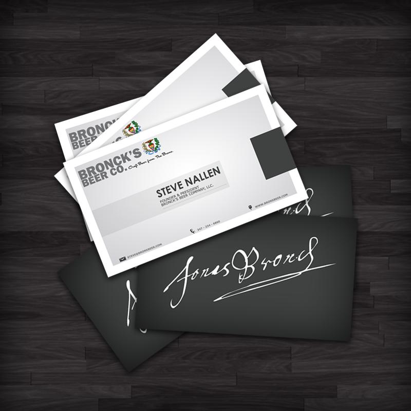 Bronck\'s Beer - Business Cards by Jammyy on DeviantArt