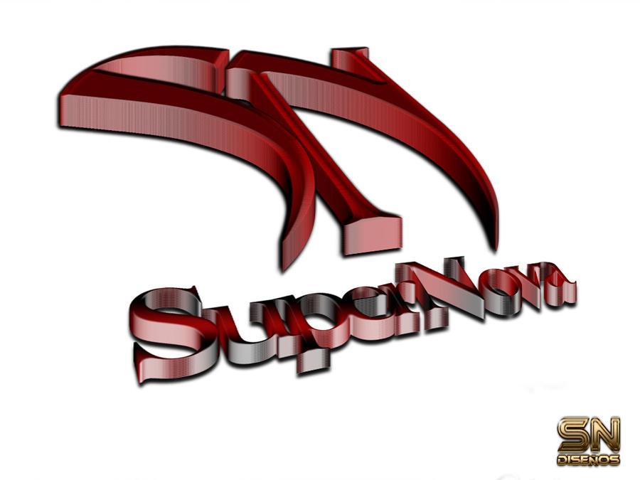 wallpaper -SN logo by supernovaproduc on DeviantArt