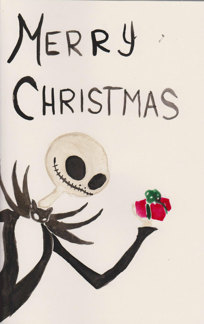 Nightmare Before Christmas Cardstock Www Topsimages Com