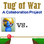 Tug of War Preview Template by a-kid-at-heart