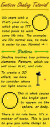 Emoticon Shading Tutorial - Part One by a-kid-at-heart