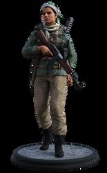 Commander Farah Ahmed Karim V2