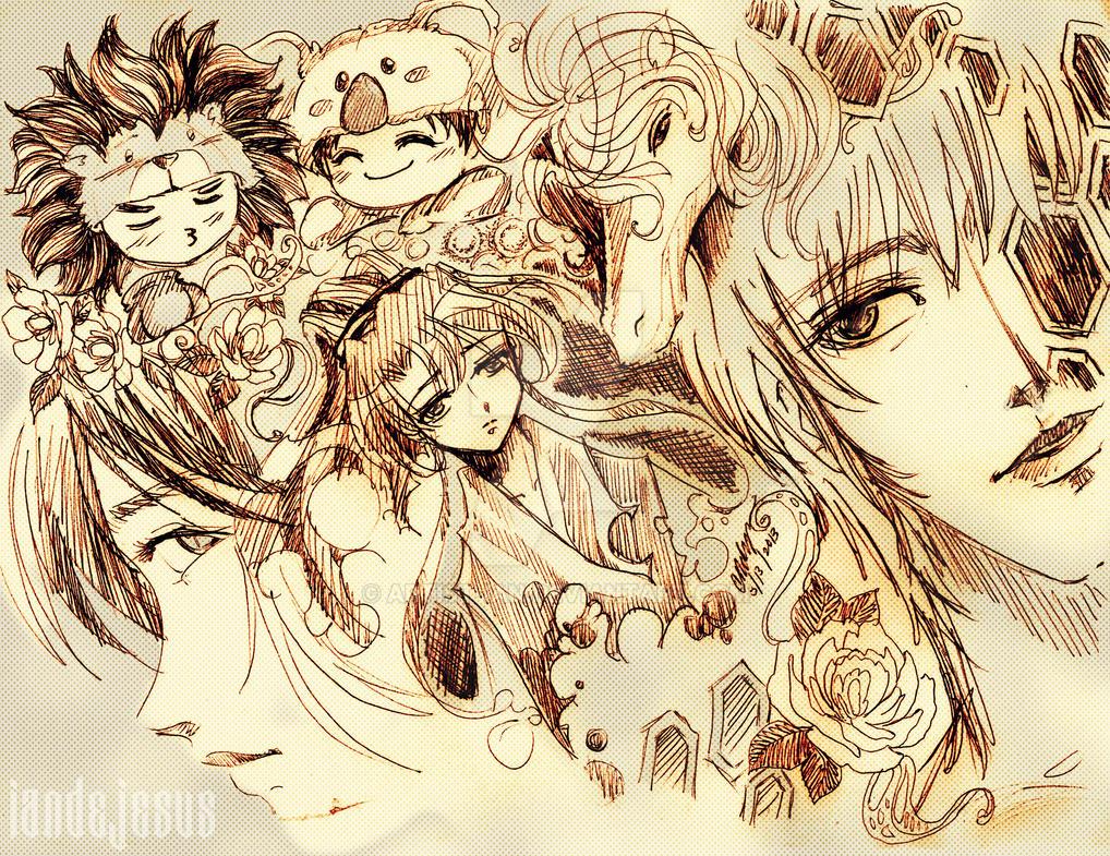 doodle 03132013 by Artist-ian