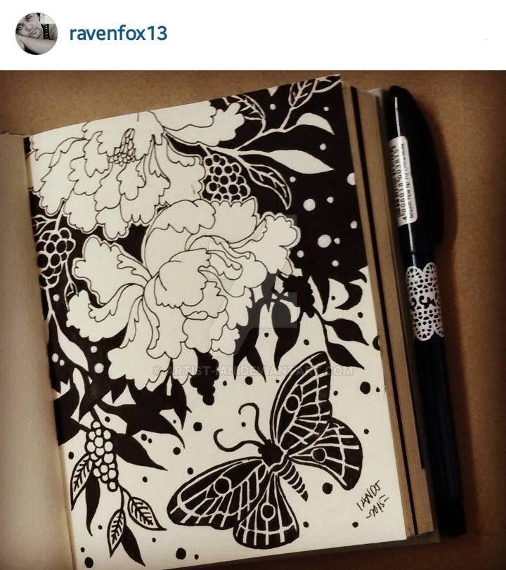 ian's #inktober 103115 by Artist-ian