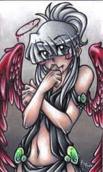 That pretty little angel by Flos-Abysmi