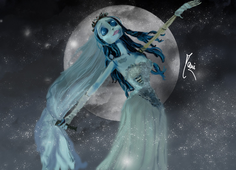 Emily the corpse bride by amyhoi on deviantart