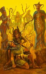Resurrecting The Pharaoh