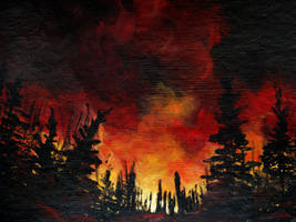 More California Burning by melanie60
