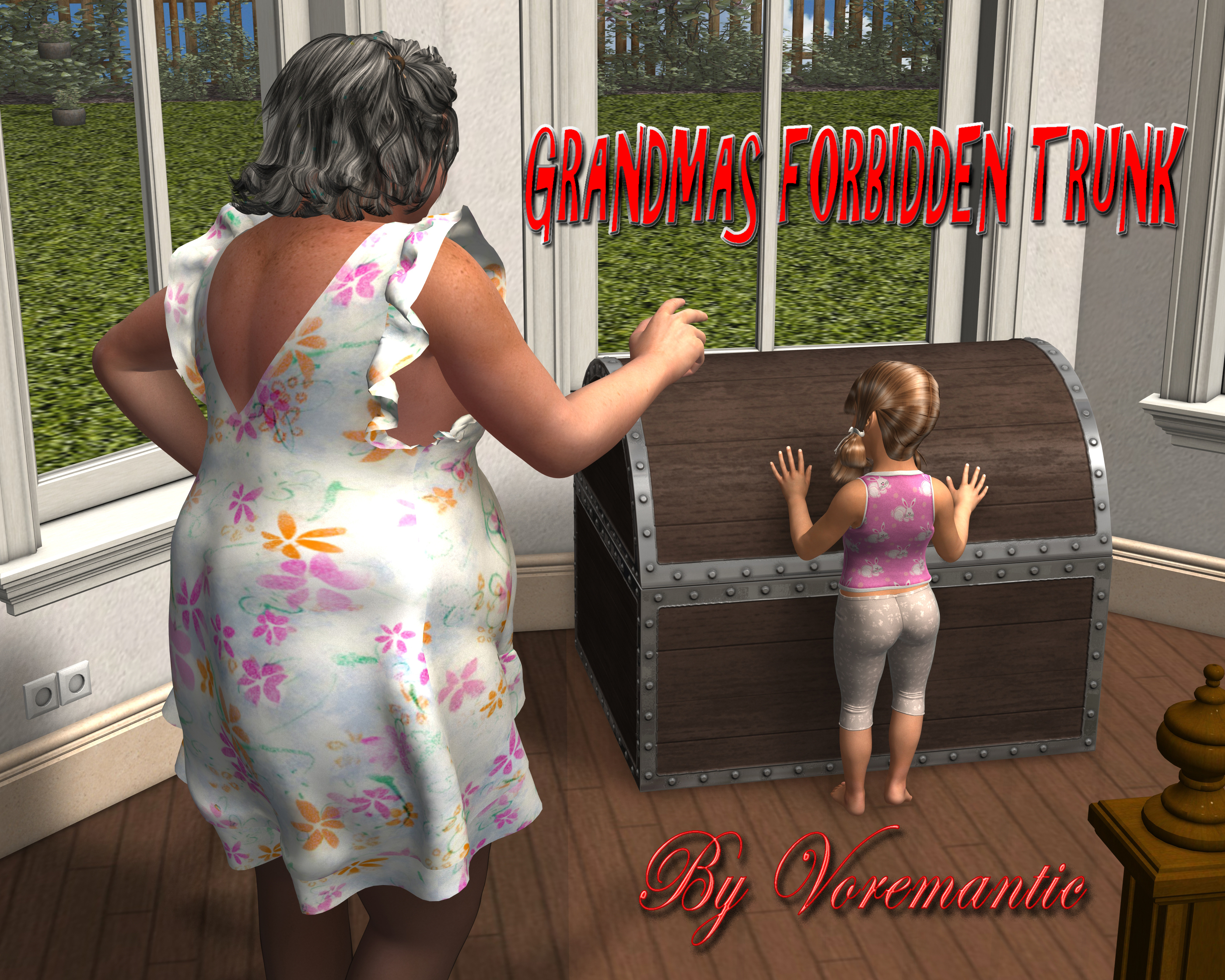 Forbiden Granny 109