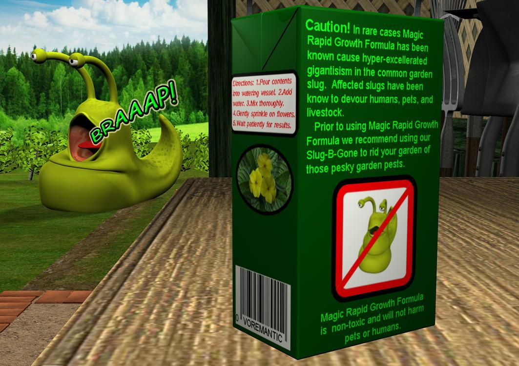 Garden Pests (24) by Voremantic