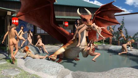 Iradium Dragon by Voremantic