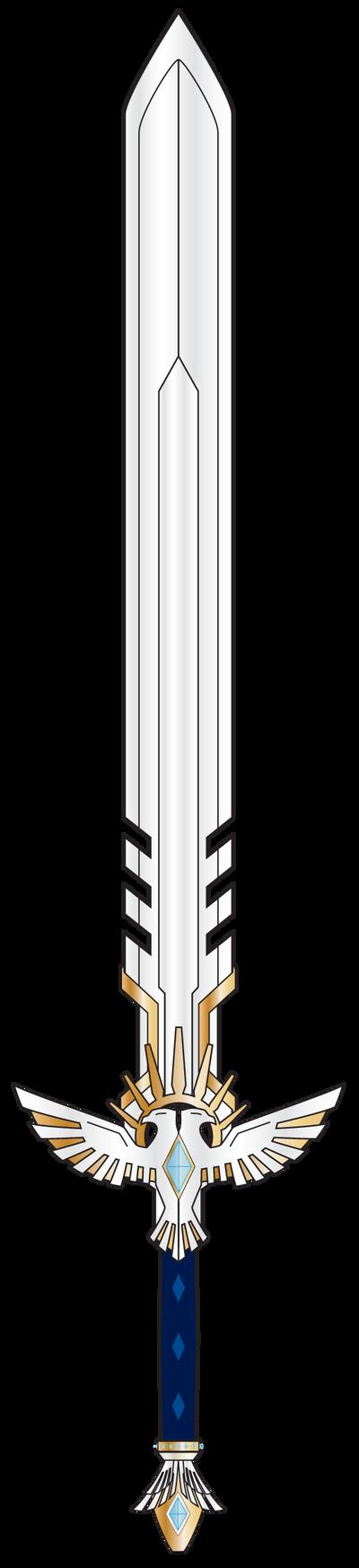 Skybreaker, Sword of the Spirit by GnarledContradiction
