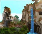 Weekend in Minecraft