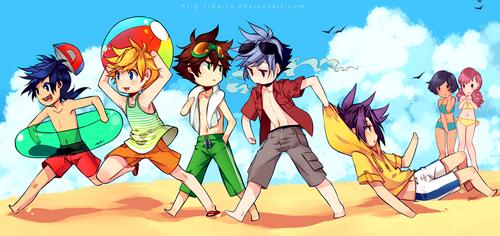 summer by bairu
