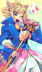 My Shinning Star by bairu