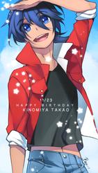 HBD Takao by bairu