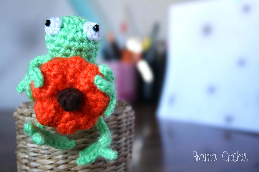 HAPPY HALLOWEEN!! by BramaCrochet