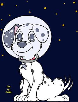 Space Dork Pup