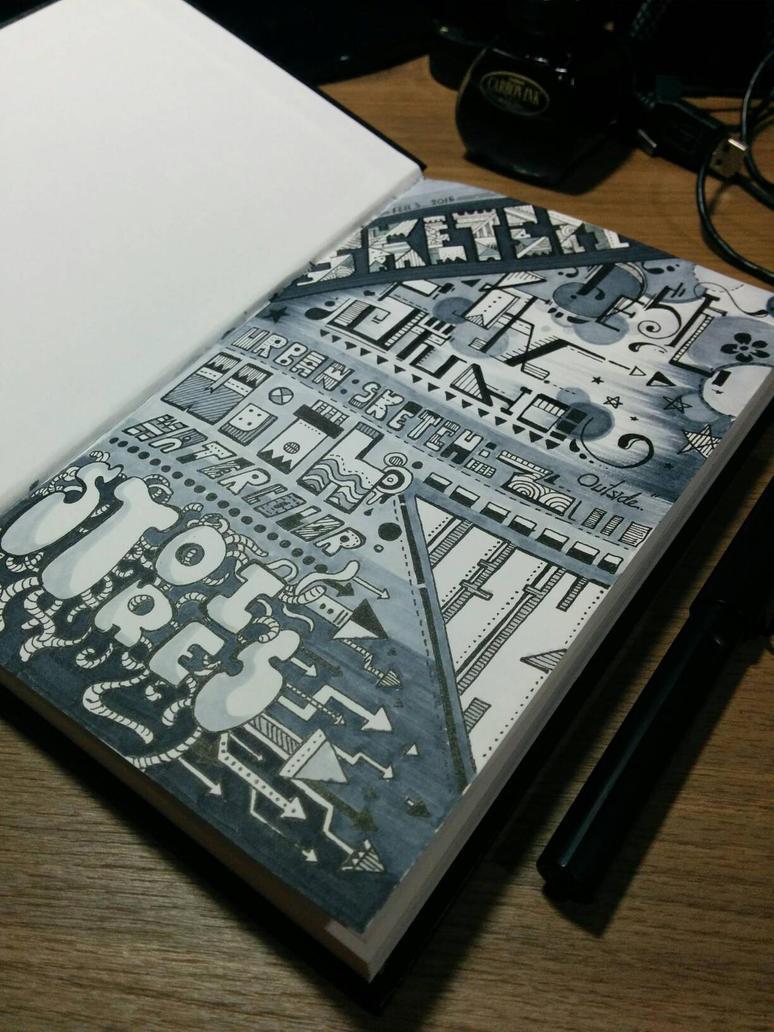 My new notebook : Desk BTx Studio by birdizz