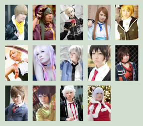Cosplay Summary 2012