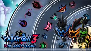 Patapon 3 10th Anniversary