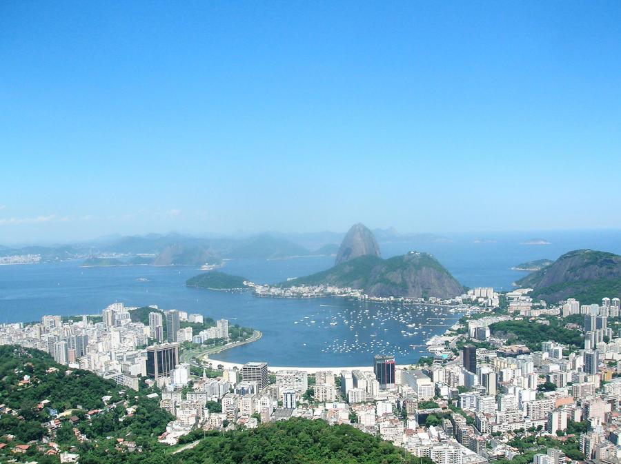 Rio de Janeiro by chemicall-dream