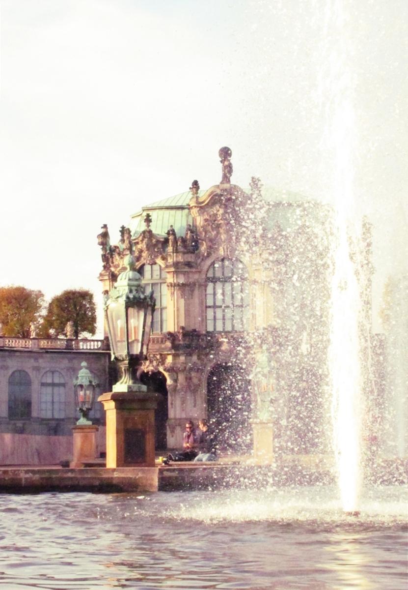 Zwinger, Dresden II