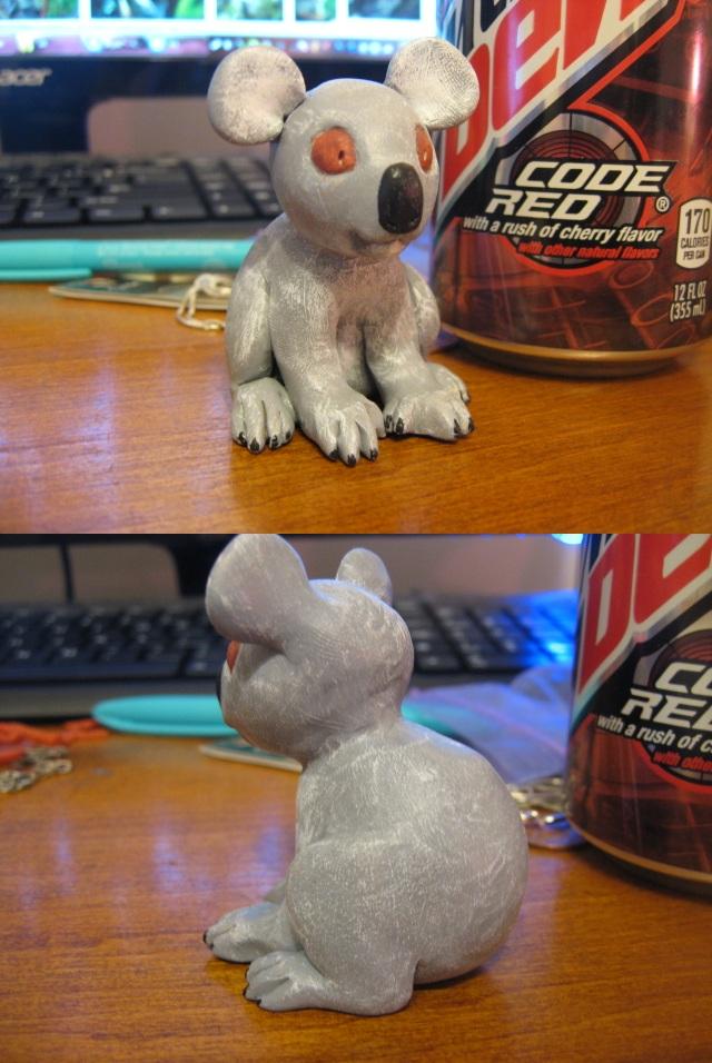 Koala by Savvy-Cat