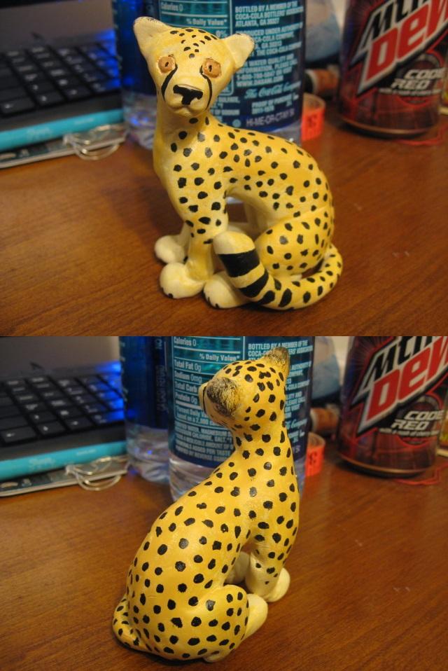 Cheetah by Savvy-Cat