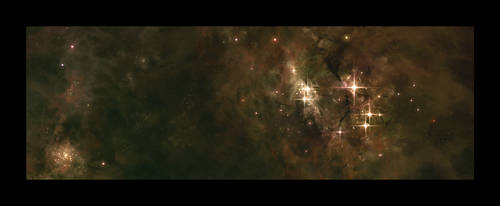 Starlit Sky Part 4 by Ov3RMinD