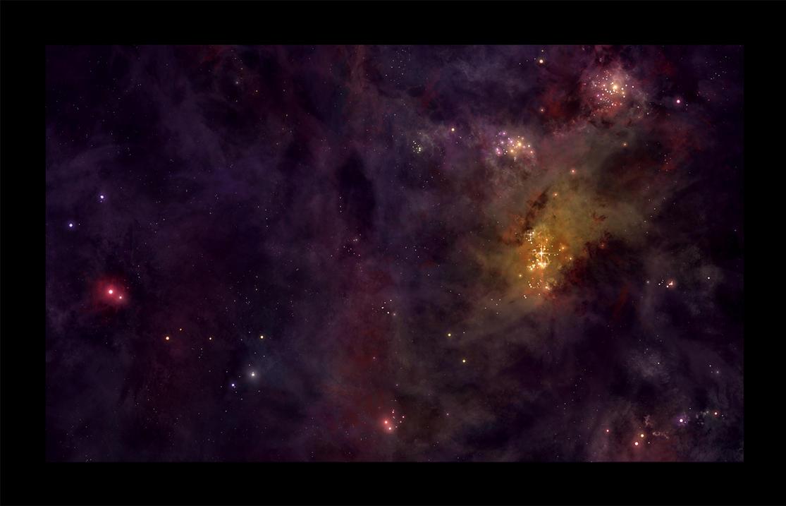 Starlit Sky Part 6 by Ov3RMinD