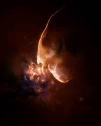 Wing Nebula by Ov3RMinD