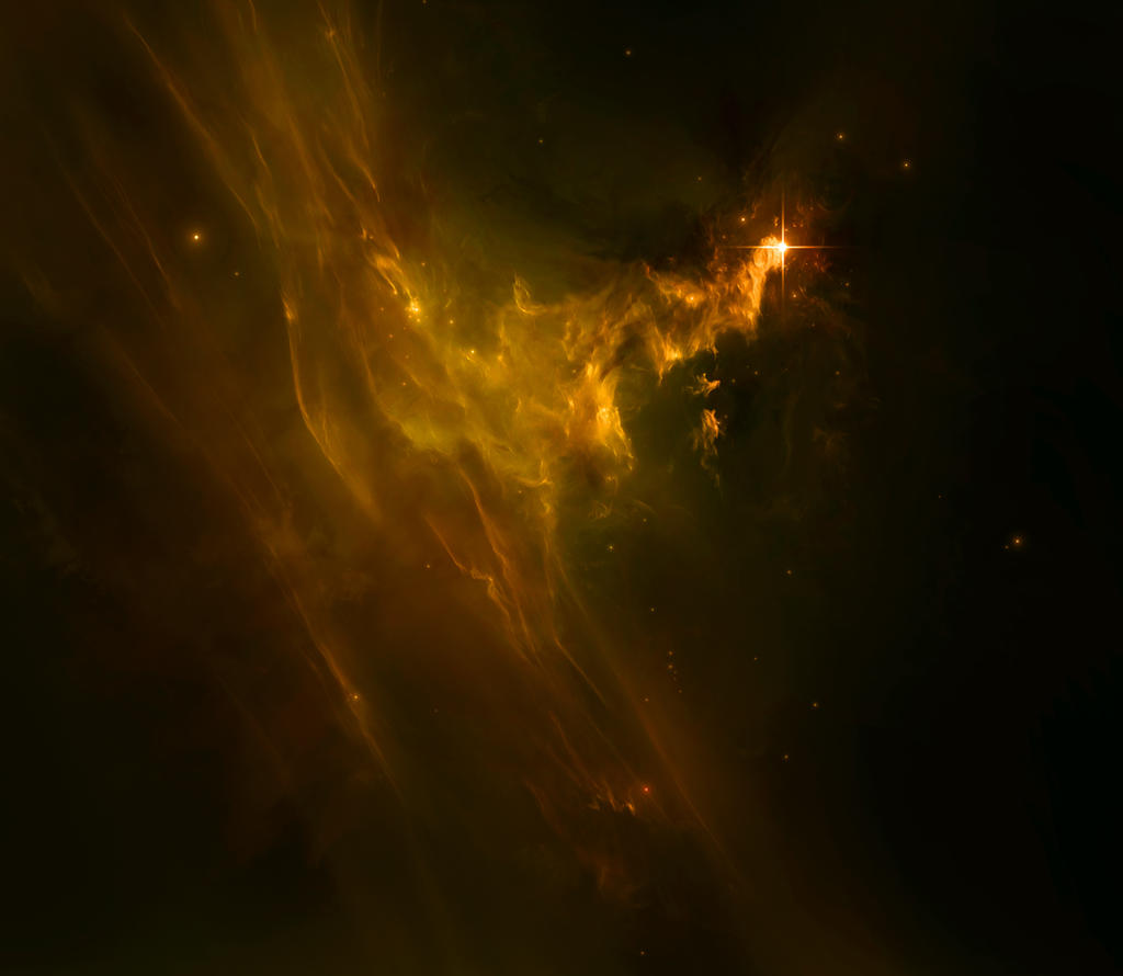 Tower Nebula by Ov3RMinD