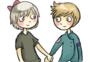 Tiniest pairing picture ever by MotherOC-Quinn