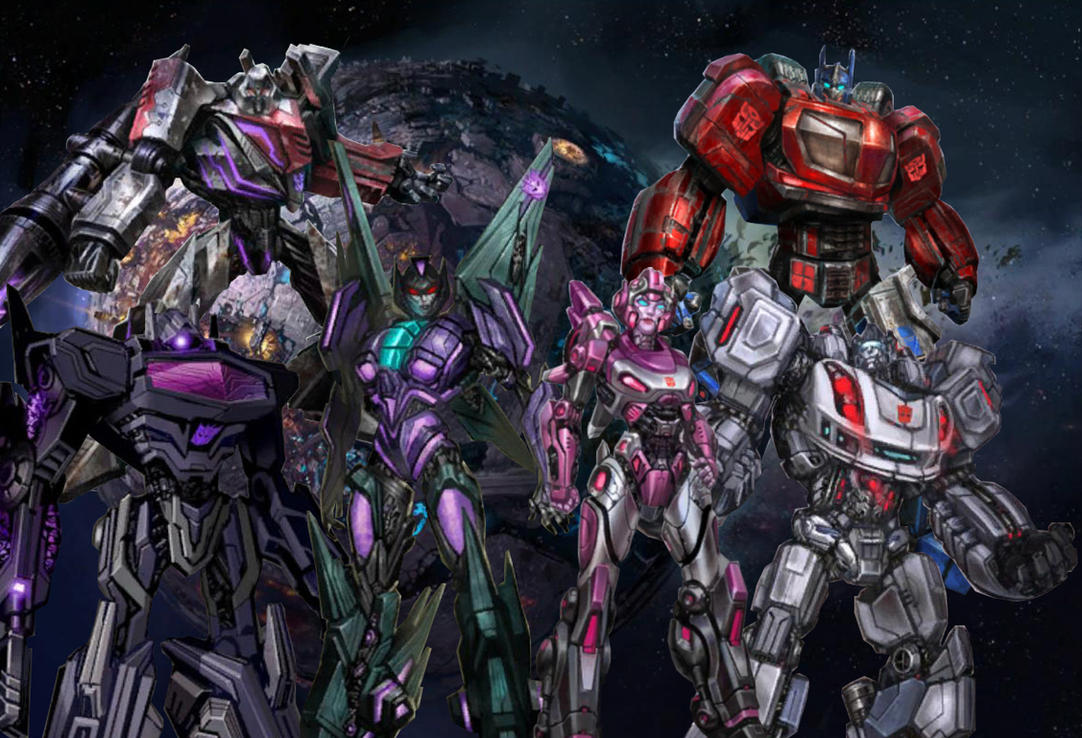 War for Cybertron Wallpaper by Omega-Charge on DeviantArt