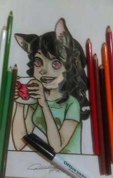 Denise Magica.