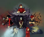 The Little Red Riding Hoods