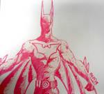 WHITE BOARD: Batman Beyond