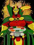 Mister Miracle - Veggies Anyone?
