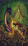 Dragon vs Prince