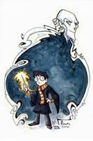 Harry v Voldemort
