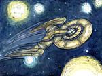 Star Trek Discovery - ISS