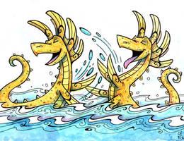 Summertime Splish Splash