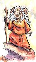 Mother Aughra sketch