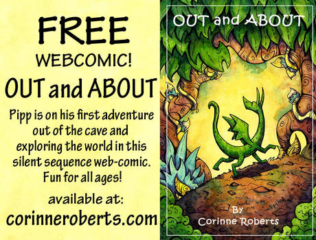 Out and About Webcomic