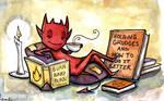 Tea Time Demon