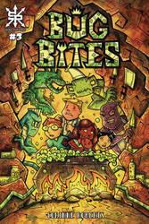 BUG BITES #3 - COVER