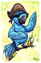 Blue Parrot Commission