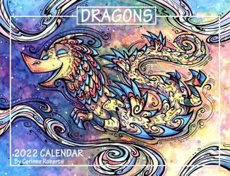 2022 Dragon Calendar - Cover